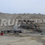 Alluvial gold beneficiation plant in Sichuan China