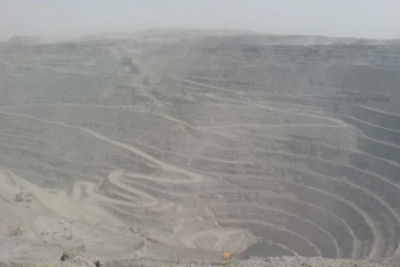 No. 1 of the world's 10 largest gold mining companies