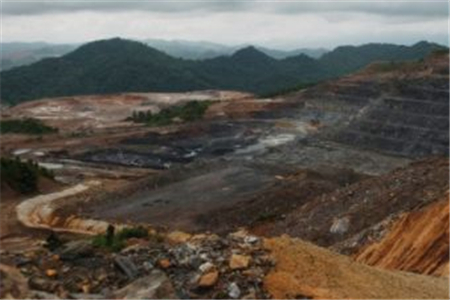 No. 3 of the world's 10 largest gold mining companies