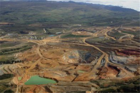 No. 4 of the world's 10 largest gold mining companies