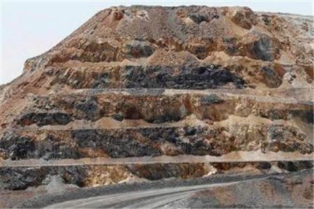 No. 5 of the world's 10 largest gold mining companies
