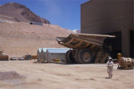 No. 9 of the world's 10 largest gold mining companies