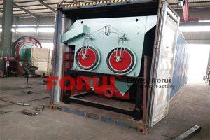 Shipment - Gongyi Forui Machinery Factory - Alluvial Gold Beneficiation Process Manufacturer