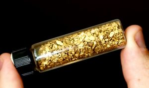 ALLUVIAL GOLD ORE GRADE