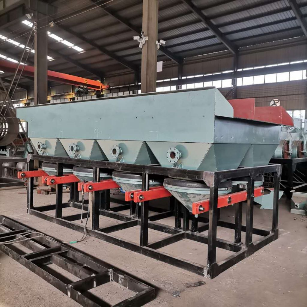 Mineral Jig 1515-8 of Forui Machinery Factory