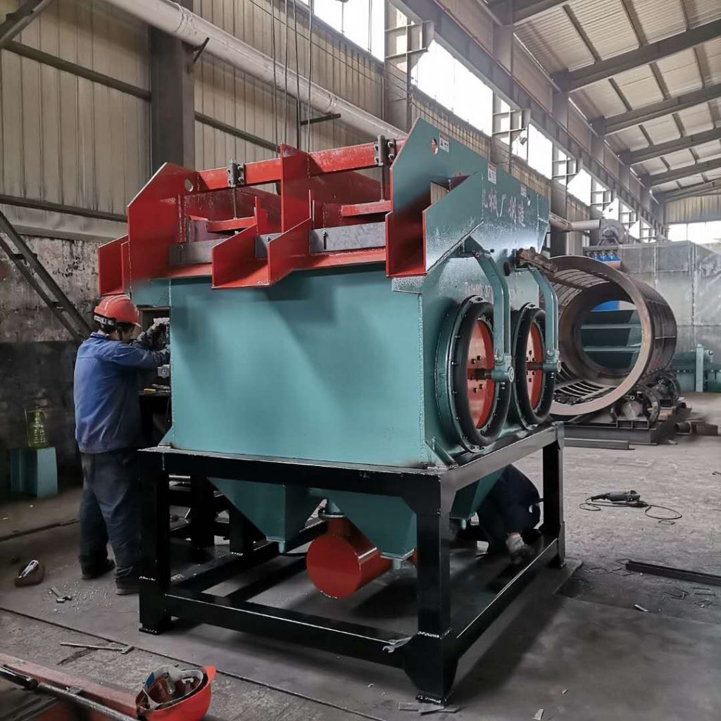 Mineral Jig AM30 of Forui Machinery Factory