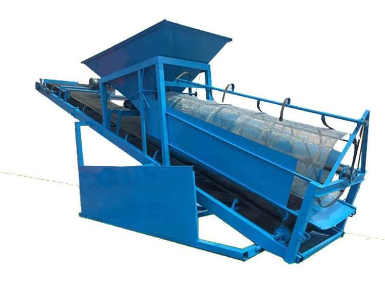 trommel screen for Gold Beneficiation