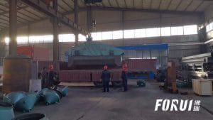 Forui's Gold Beneficiation Equipments are being shipped to Shanxi-6
