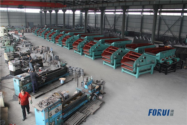 Workshop- Gongyi Forui Machinery Factory