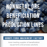 NON-METAL MINERAL PROCESSING PRODUCTION LINES